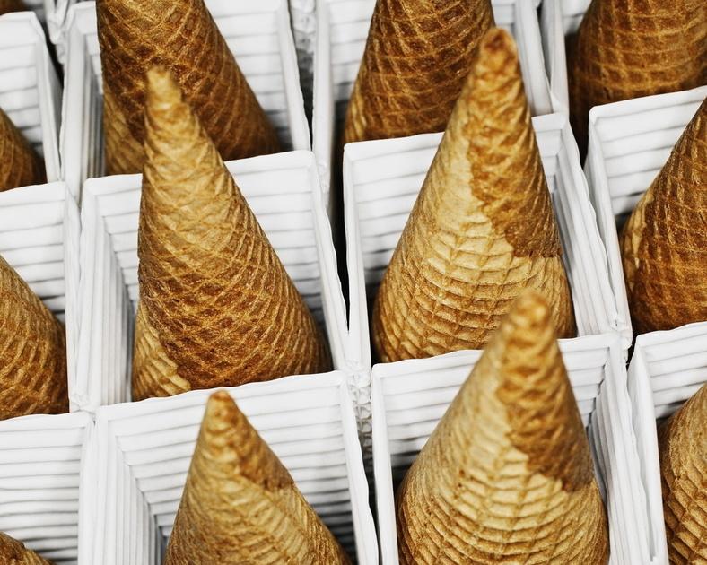Из Воронежского магазина в высокой температуре украл три коробки мороженого