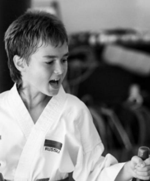 Молодой karateka из Воронежа стал