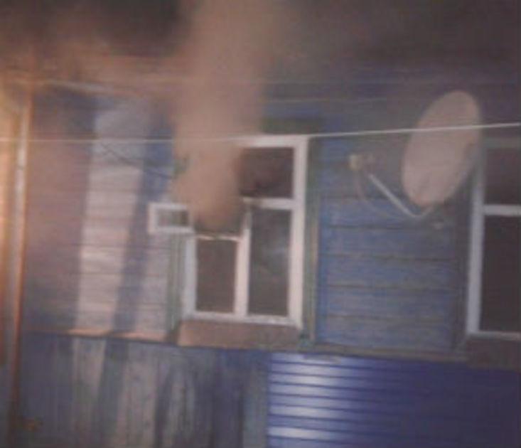 Исследовательский комитет: девочкой, которая была потеряна в огне в Pavlovska, были дома
