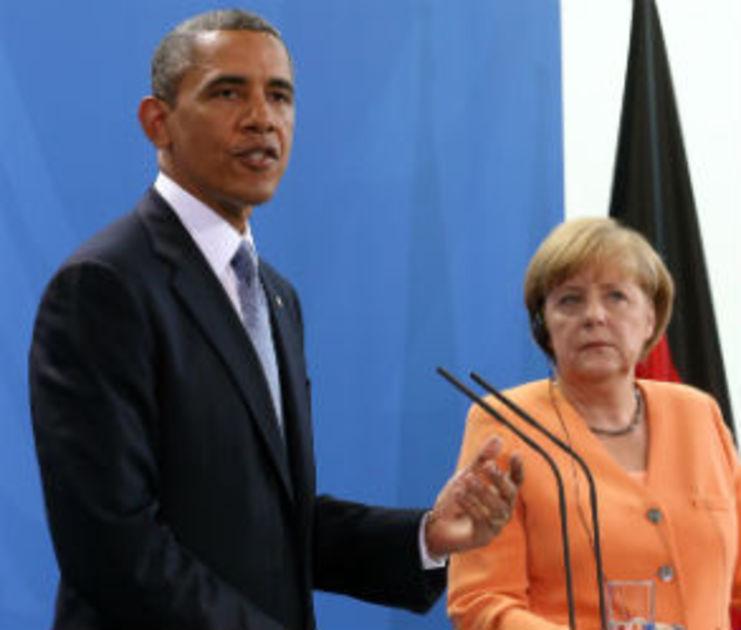 Бараку Обаме и Ангеле Меркель запретил вход на территории DNR