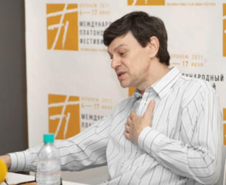 Михаил Бычков не хочет быть ответственным за финансы фестиваля Культуры Platonovsky