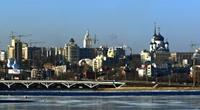 Пьяный водитель, имел к дорожному происшествию около Воронежа, объявил домкрат